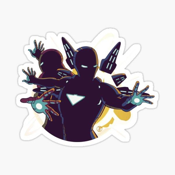 IRON LOVE Sticker