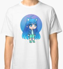 Aqua Chan Cute Gacha Girl Classic T-Shirt