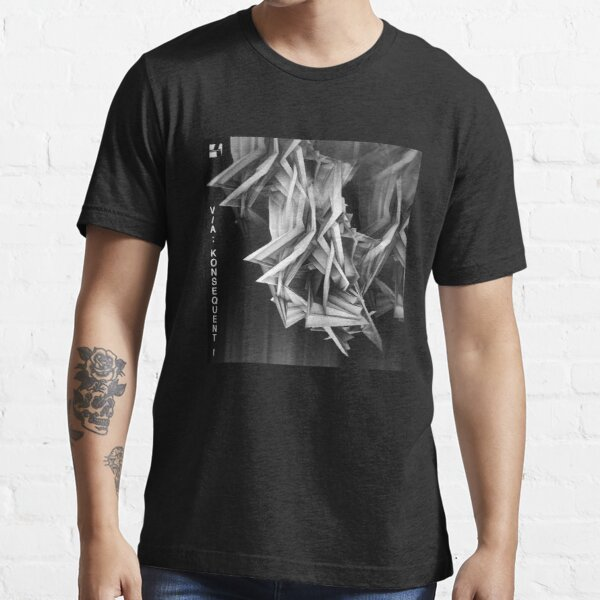KONSEQUENT RECORDS 1 Essential T-Shirt