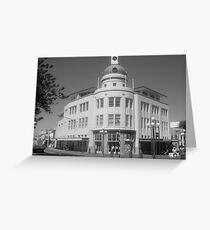 Picton Art Deco Greeting Card
