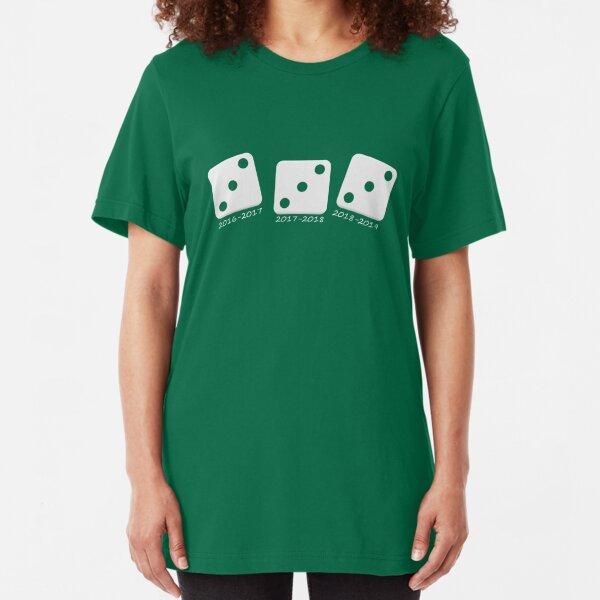 Celtic Treble Treble Slim Fit T-Shirt