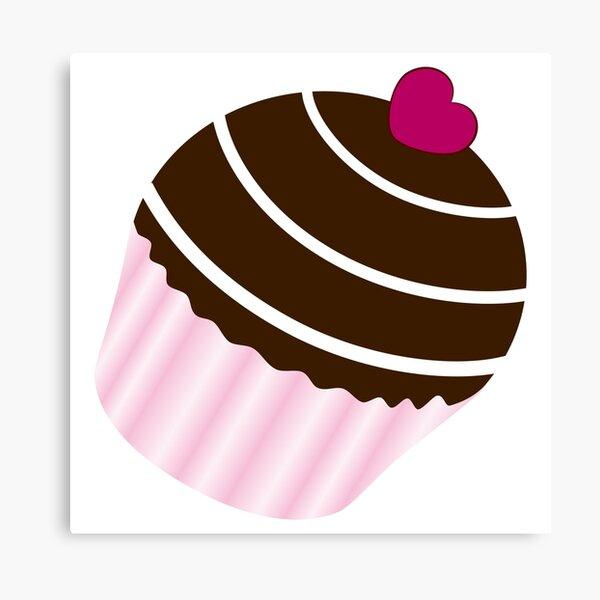 Cupcake Canvas Prints