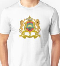 Coat of Arms of Morocco Unisex T-Shirt