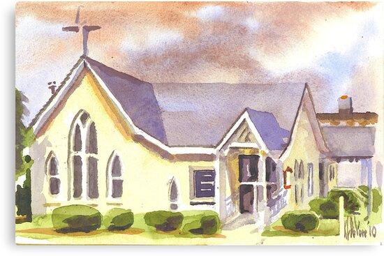 First Presbyterian Church, Ironton, Missouri by KipDeVore
