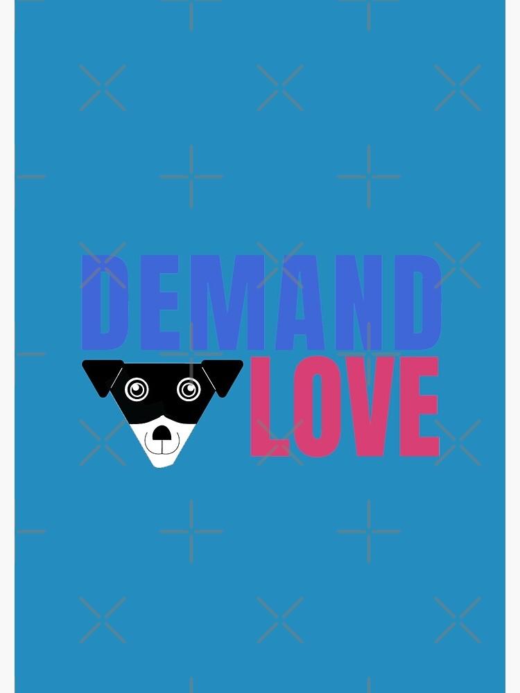 Carl Demands Love   Demand Love! by willpate