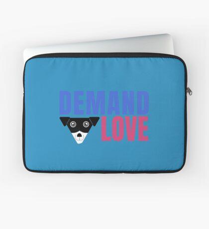 Carl Demands Love   Demand Love! Laptop Sleeve