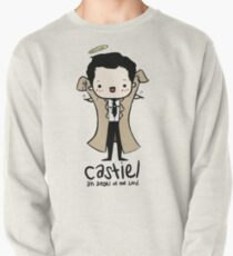 Castiel - Angel of the Lord Pullover