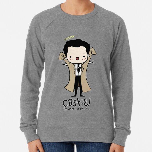 Castiel - Angel of the Lord Lightweight Sweatshirt