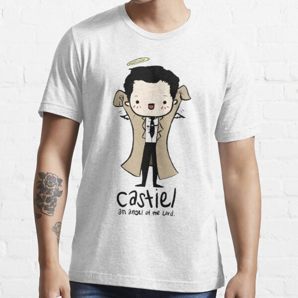Castiel - Angel of the Lord Essential T-Shirt