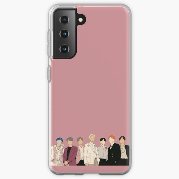 BTS Boy With Luv Samsung Galaxy Soft Case