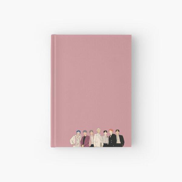 BTS Boy With Luv Cuaderno de tapa dura