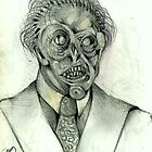 The Picture Of Dorian Gray  by John Dicandia ( JinnDoW )