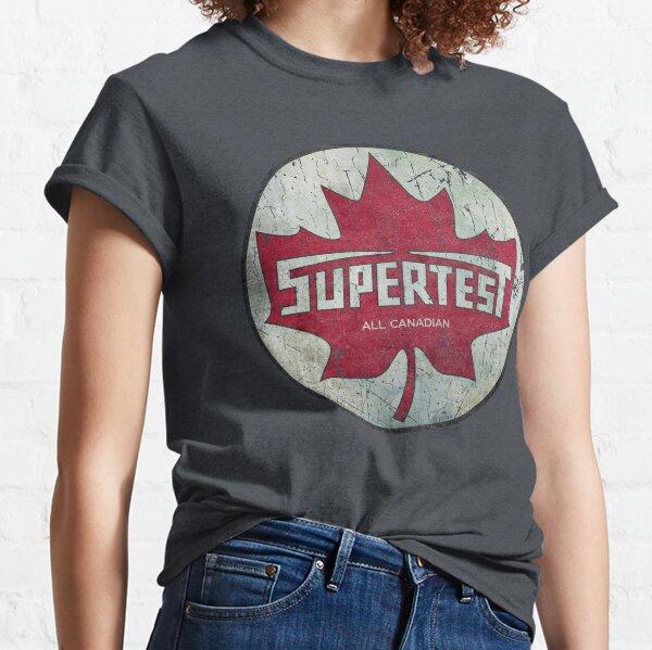 Supertest All Canadian Vintage Emblem Classic T-Shirt