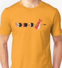 How to use chopstick Unisex T-Shirt