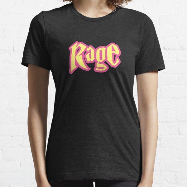 Rage T-shirt essentiel