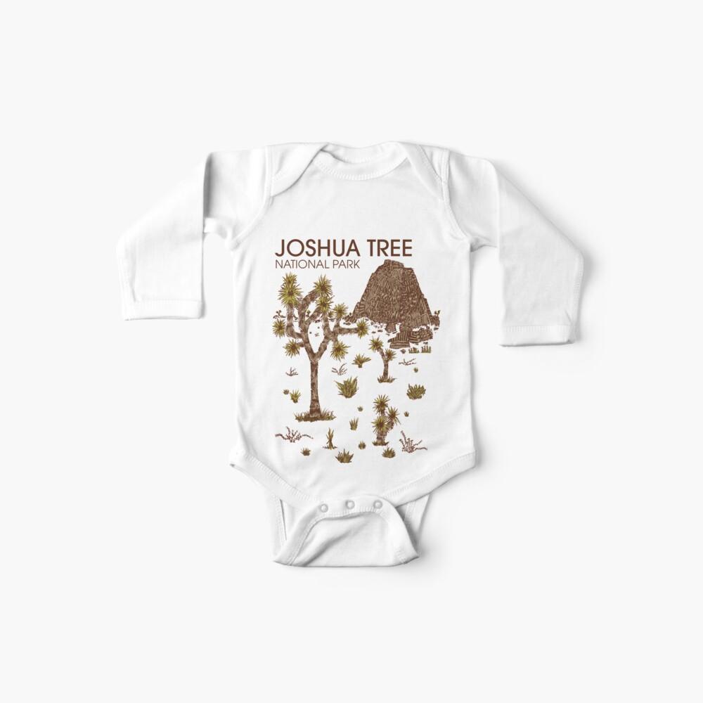 Joshua-Baum-Nationalpark Baby Bodys