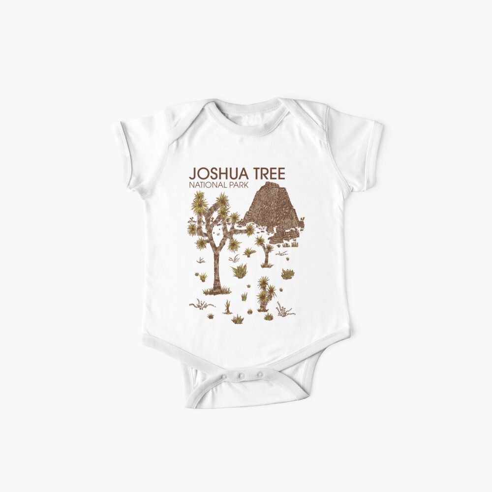 Joshua-Baum-Nationalpark Baby Bodys