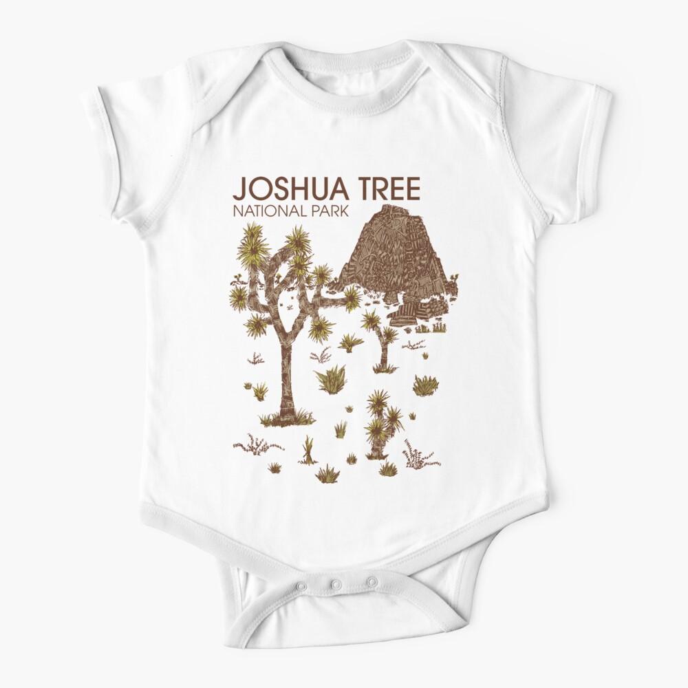 Joshua Tree National Park Baby One-Piece