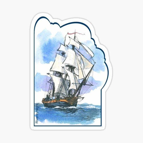 045 -HMS Surprise Sticker