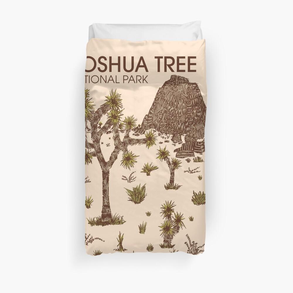 Joshua-Baum-Nationalpark Bettbezug