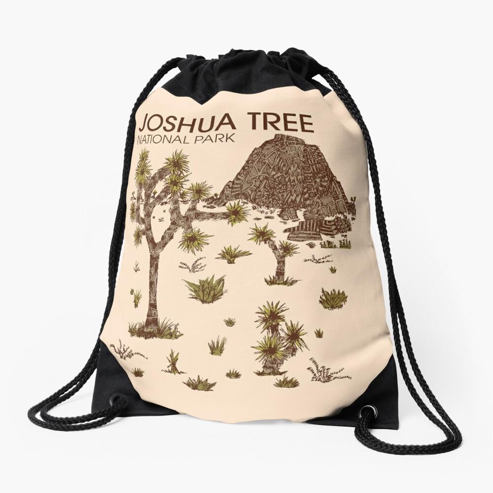 Joshua-Baum-Nationalpark Turnbeutel