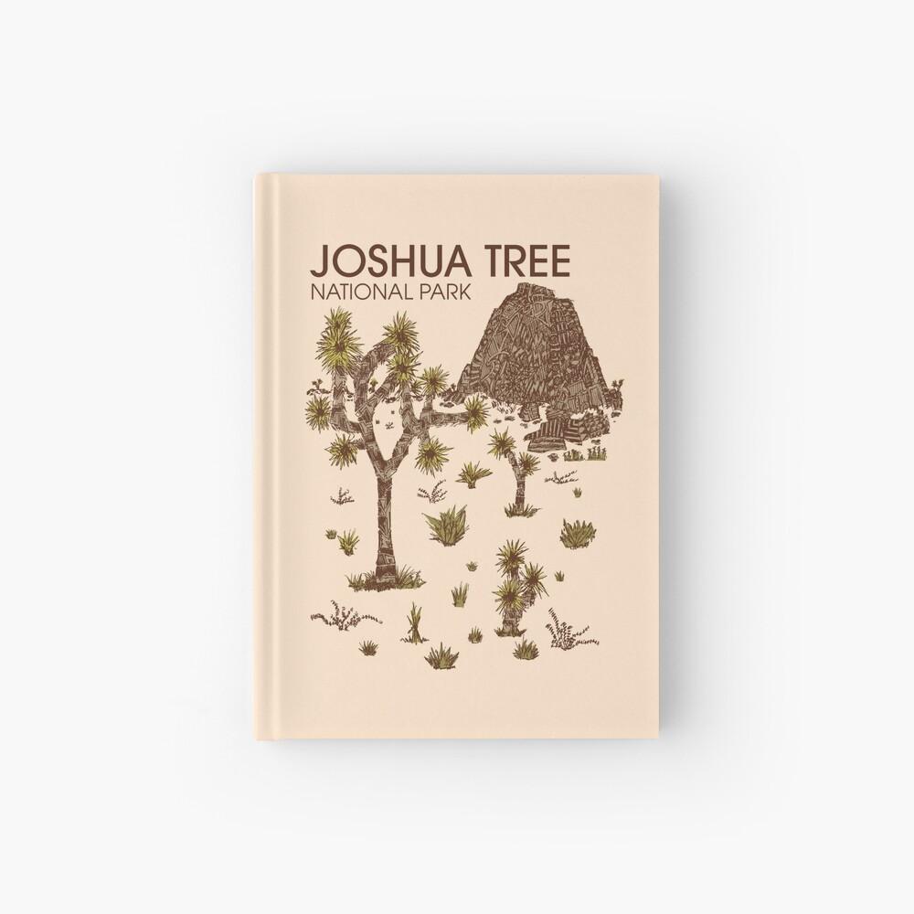 Joshua-Baum-Nationalpark Notizbuch