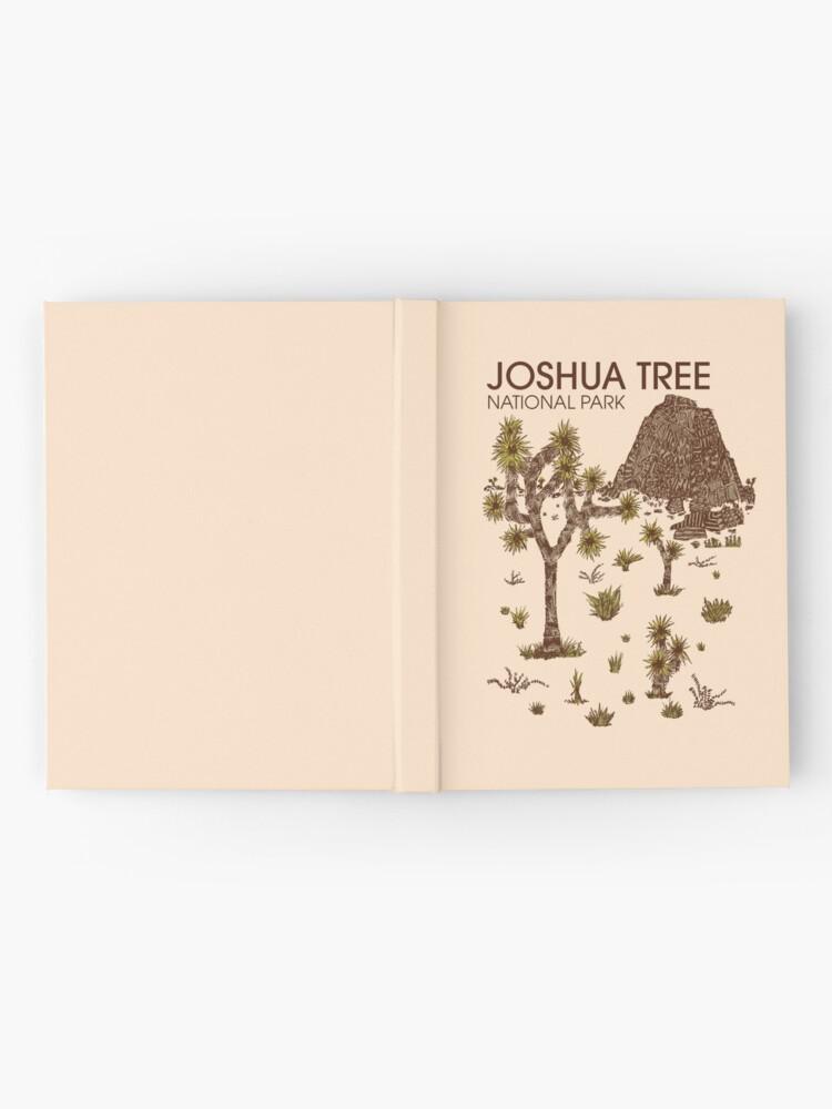 Alternative Ansicht von Joshua-Baum-Nationalpark Notizbuch