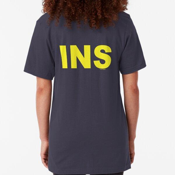 INS - I'm not saying Slim Fit T-Shirt