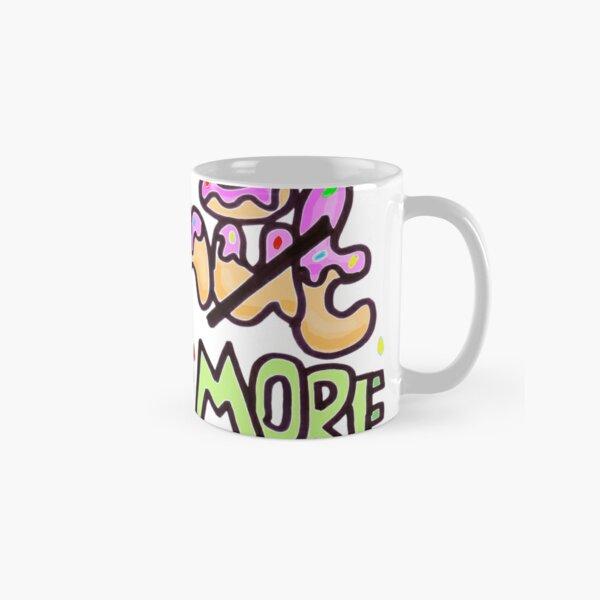 Do not bite more than you can chew Classic Mug
