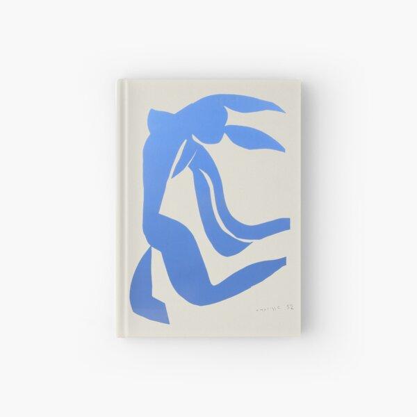 Henri Matisse,Le chevelure från 1952, Blue Hair Artwork, Men, Women, Youth Hardcover Journal