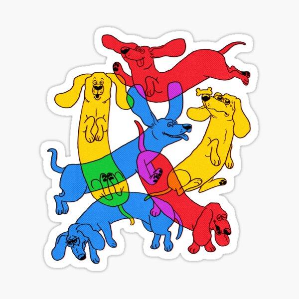 Weenie Lover Sticker