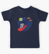 Space Pirates! Kids Tee