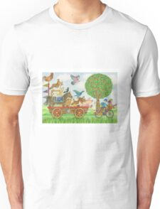 Farmyard Friends Unisex T-Shirt