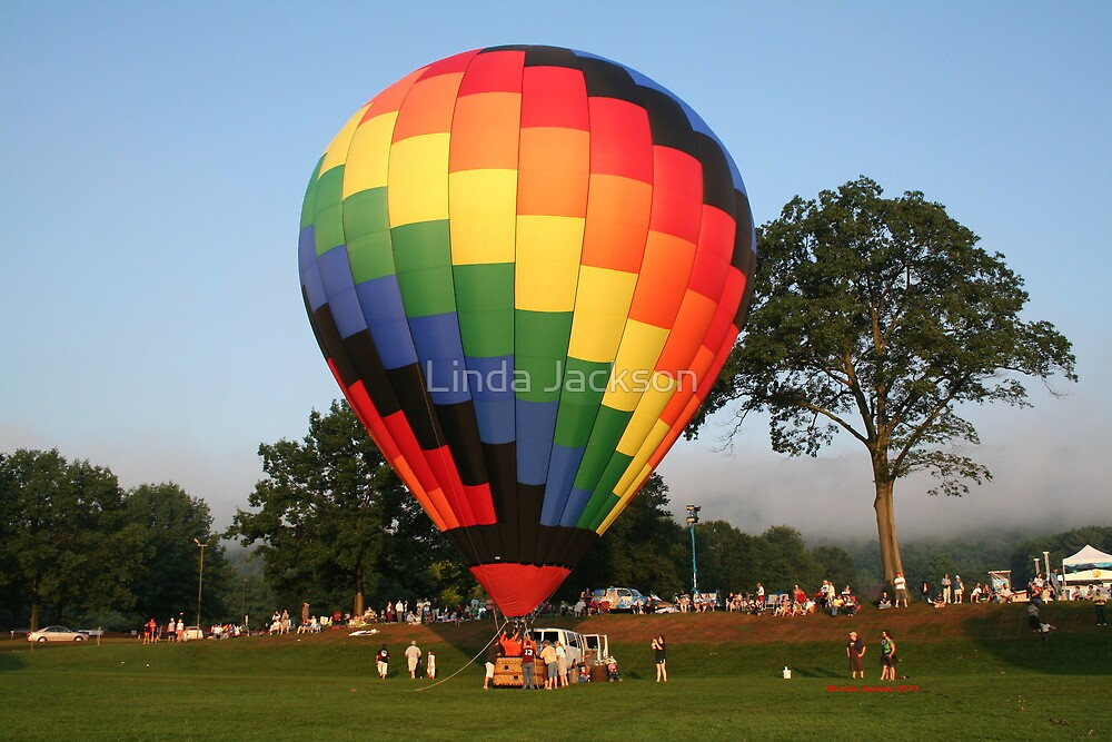Launch Time!  Green River Music Festival by Linda Jackson