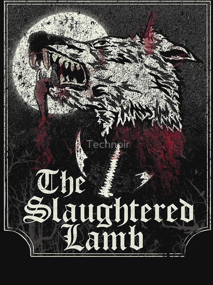 The Slaughtered Lamb  by Technoir