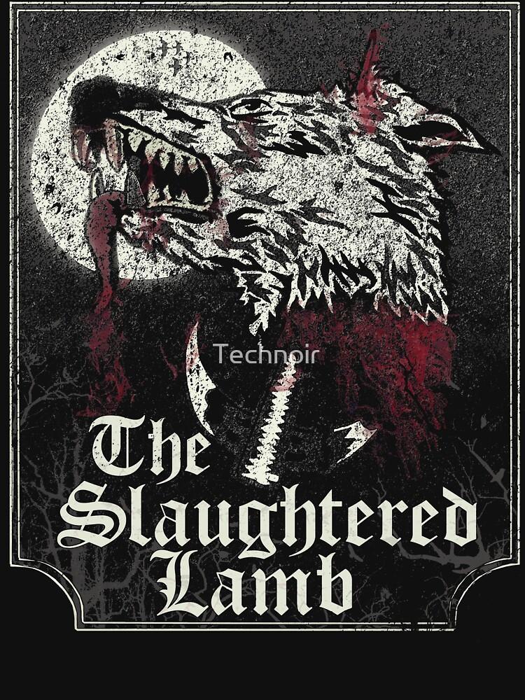 The Slaughtered Lamb  | Unisex T-Shirt