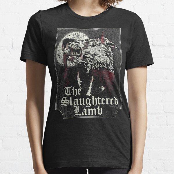 L'agneau abattu T-shirt essentiel