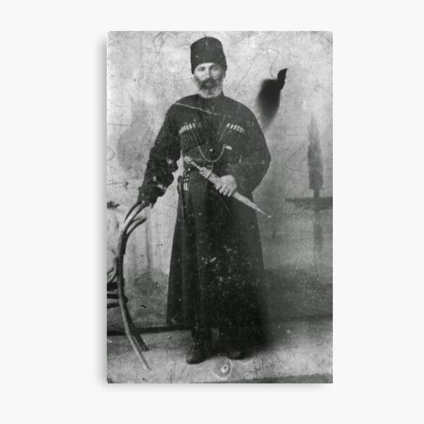 Балкар. 1900-е  Metal Print