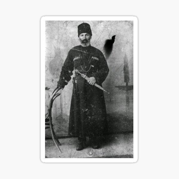 Балкар. 1900-е  Sticker