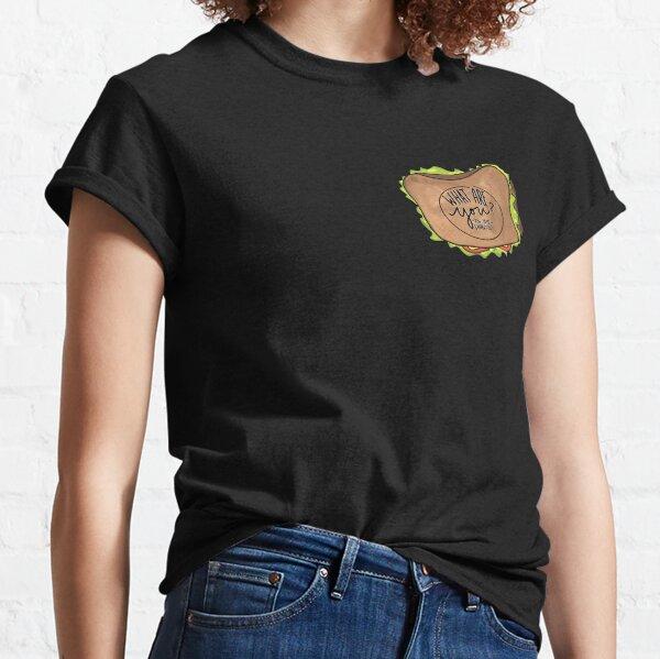 Idiot Sandwich  Classic T-Shirt