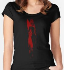 Vampire charm Women's Fitted Scoop T-Shirt