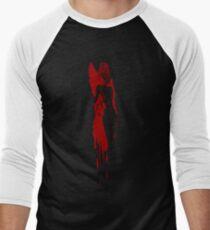 Vampire charm Men's Baseball ¾ T-Shirt