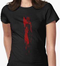 Vampire charm Women's Fitted T-Shirt