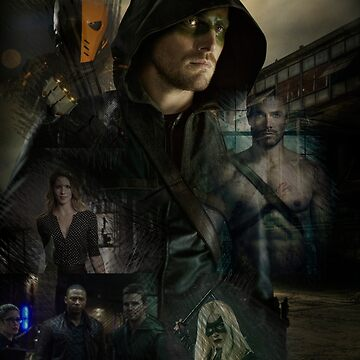 Arrow CW Design (2.0) by SpiderReviewer