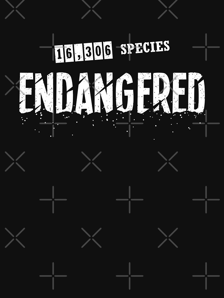 16,306 Endangered Species by BethsdaleArt