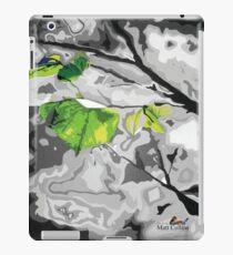 'Green Leaf' iPad Case/Skin