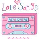 Love Songs Cassette  by FrogNebula
