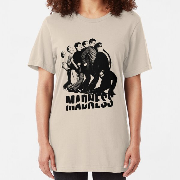 Madness Slim Fit T-Shirt