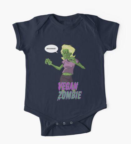Lady Vegan Zombie Kids Clothes