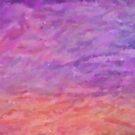 Muster-trockener Pinsel der abstrakten Kunst von bonidog